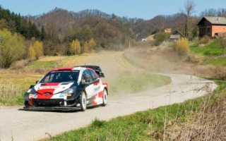 トヨタ勢、WRCクロアチアに向けて現地でテストを終了「ターマックに自信」