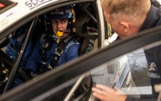 WRCクロアチア:フルモー「WRカーで走るのがあと1日で終わっちゃうのが悲しい」デイ2コメント集