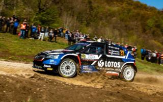 WRCクロアチア:WRC3はカエタン・カエタノビッチが優勝、シュコダが1-2