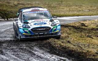 WRCクロアチア:Mスポーツ・フォードはグリーンスミスとともにフルモーがWRカーデビュー