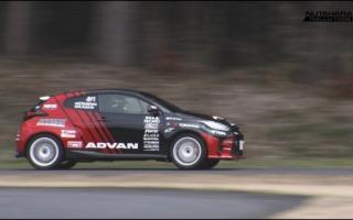 NUTAHARA Rally team、GRヤリスのシェイクダウン動画を公開