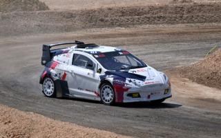 今季から始まる電動ラリークロスシリーズ、RX2eのテストをしたドライバーが絶賛