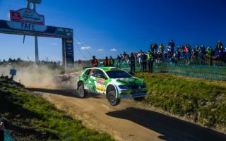 WRCポルトガル:WRC2はラッピが圧勝、参戦2戦で2勝