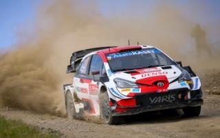 【速報】WRCポルトガル:トヨタのエバンスが今季初優勝。勝田は自己最高位の4位獲得