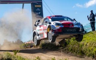 WRCポルトガル:エバンスが今季初優勝、オジエは3位、勝田は4位を獲得