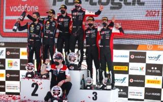 WRCポルトガル:豊田章男社長「私たちはドライバーの成長を一番に考え、それを喜びにするチーム」コメント全文