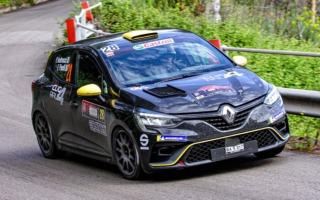 ルノー・クリオ・ラリー4がタルガ・フローリオで実戦デビュー