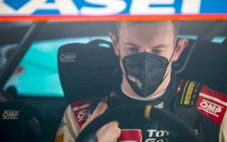 WRCポルトガル:シェイクダウンはエバンスがトップ。勝田は4番手