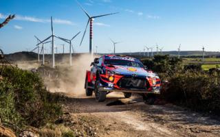 WRCサルディニア:タイトル防衛を目指すヒュンダイ、昨年1-2のイタリアで挽回狙う