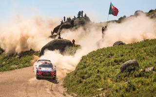WRCポルトガル:ヒュンダイは今季初のグラベルラリーで巻き返しを図る