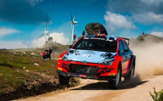 オーレ・クリスチャン・ベイビー、WRCポルトガルのテストとして参戦したラリーで優勝