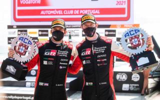 WRCポルトガル:エバンス「最速ではなかったかもしれないがペースも安定感もあった」デイ3コメント集