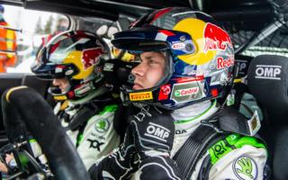 WRCポルトガル:WRC2部門首位のアンドレアス・ミケルセン、新型コロナ陽性で欠場