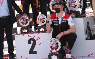 WRCポルトガル:ラトバラ「タカには『いつか表彰台に上がるから、今回は4位を狙え』と伝えた」イベント後記者会見