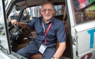 WRCサファリ:御年91歳のソビエスラブ・ザサダがフィエスタ・ラリー3で参戦