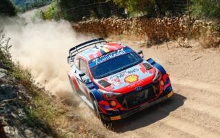 WRCサルディニア:シェイクダウンはヌービルがトップ、2番手にタナック。勝田は10番手