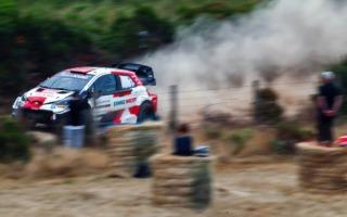 【速報】WRCサルディニア:トヨタ1-2でオジエが今季3勝目。勝田はサバイバルラリーを生き残り4位