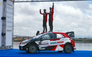 WRCサルディニア:オジエが今季3勝目を飾りドライバー選手権首位を堅守