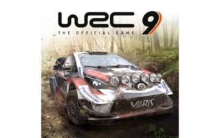 『WRC9』日本語版の発売日が9月30日に決定。予約受付も開始