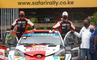 WRCサファリ:木曜日のスーパーSSはオジエが一番時計。勝田は6番手