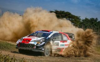 【速報】WRCサファリ:ヌービルがリタイアしオジエが逆転勝利。勝田は総合2位で初表彰台