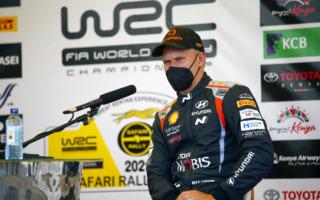 WRCサファリ:タナック「まだ前菜、メインディッシュは明日」デイ1コメント集