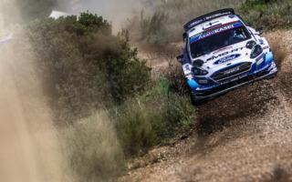 WRCサルディニア:Mスポーツはグリーンスミスとスニネンを起用