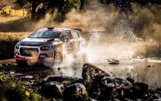WRCサルディニア:WRC3はヨアン・ロッセルが優勝して選手権リードを拡大