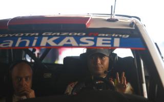 勝田貴元のコ・ドライバー、バリットは脱水症状後の検査に異常なし