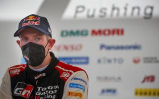 WRCサルディニア:エバンス「ポルトガルを振り返れば何が起きても不思議ではない」イベント前記者会見
