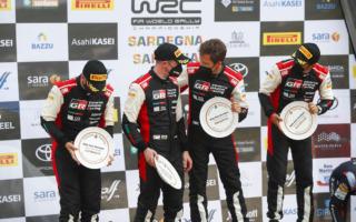 WRCサルディニア:オジエ「出走順1-2のふたりが1-2フィニッシュなんて予想できなかった」デイ3コメント集