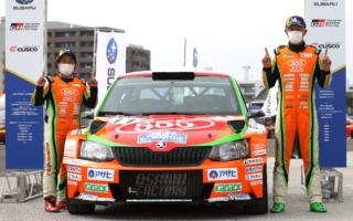 全日本第6戦モントレー:最終SSで逆転の福永修がシーズン3連勝