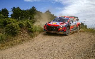 WRCサファリ:ヒュンダイは初参戦のサファリにヌービル、タナック、ソルドの布陣で挑む