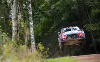 WRCエストニア事前情報:4日間24SSの超高速グラベルラリー