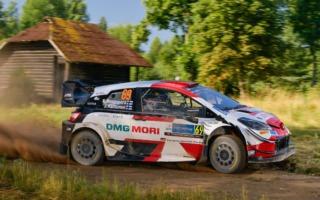 WRCエストニア:競技3日目、ロバンペラがリードを拡大。WRC最年少優勝に視界良好