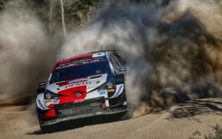 WRCエストニア:3日目を終えロバンペラが50秒以上のリードを築く
