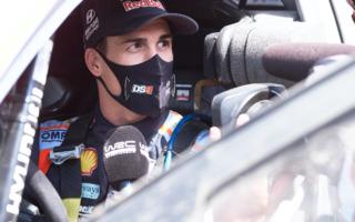 WRC2戦連続クラッシュのダニ・ソルドがコ・ドライバーを変更