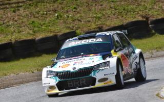 シュコダ、フル電動ラリーカー『RE-X1クライゼル』をオーストリア選手権で実戦投入へ