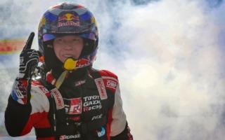 WRCエストニア:ロバンペラ「ヤリ‐マティは、記録を更新するなら僕がいいと言ってくれた」デイ3コメント集