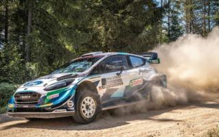 WRCエストニア:Mスポーツ・フォードはグリーンスミスとスニネンで参戦