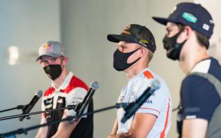WRCエストニア:タナック「新ステージはチャレンジング」プレ会見まとめ