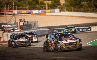 2021年の世界RXがカタルーニャで開幕、ケビン・ハンセンが快勝