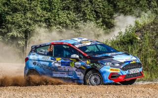 WRCエストニア:ジュニアWRCはサミ・パヤリが初優勝を飾り、選手権首位に浮上