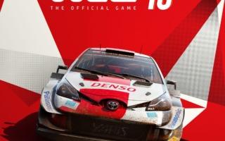 『WRC 10 FIA World Rally Championship』 日本語版が10月発売