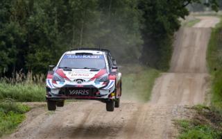 WRCエストニア:トヨタ、選手権屈指の高速グラベルラリーで今季6勝目と選手権リード拡大を目指す