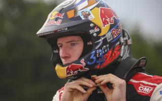 WRCエストニア:エバンス「サファリのことは引きずらない」