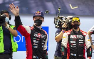 """ロバンペラ、エストニアの勝利で初の""""親子WRCウイナー""""に"""