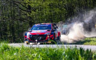 WRC初開催のイープルにエントリー112台、フィニッシュはスパ