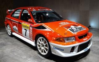 三菱、本社ショールームで『WRC展』を開催。7月3日から