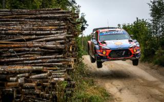 WRCエストニア:ヒュンダイ、タナックの母国戦で巻き返しを図る構え
